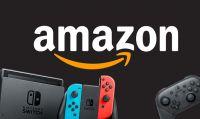 Amazon mette in lista dei giochi per Switch non ancora annunciati