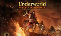 Un teaser trailer per l'ambizioso Underworld Ascendant