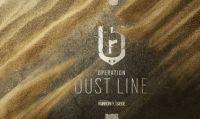 In arrivo il DLC Dust Line per Rainbow Six Siege