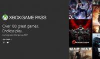 Scopriamo qualcosa in più sul servizio Xbox Game Pass