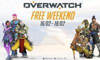Overwatch - Weekend gratuito dal 16 al 20 febbraio