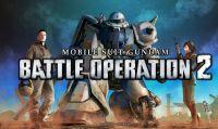 Mobile Suit Gundam Battle Operation 2 è ora disponibile su PS5