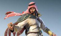 Nuovo personaggio in Tekken 7