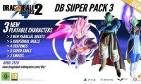 Goku Black Rose, Zamatsu e Bojack nel nuovo DLC di Dragon Ball Xenoverse 2