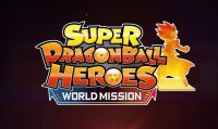 Arriva la demo di Super Dragon Ball Heroes World Mission