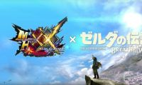 Monster Hunter XX - Previsti contenuti su TLoZ: Breath of the Wild