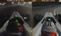 Project CARS vs real life in Formula Gulf 1000 a Dubai