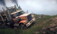 Spintires: MudRunner - Disponibile l'espansione American Wilds