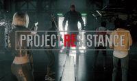 Project Resistence - lo spin-off della saga di Resident Evil risulta essere un multigiocatore 4v1