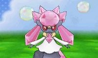 Rivelato il Pokémon Misterioso Diancie!