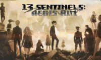 13 Sentinels: Aegis Rim - Disponibili i pre-order digitali