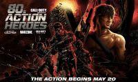 Rambo e John McClane fanno il loro debutto in Call of Duty