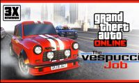 GTA ONLINE - Disponibili ricompense triple in The Vespucci Job