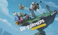 Il nuovo titolo di Ready at Dawn è De-formers