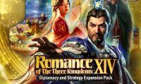 Romance of the Three Kingdoms XIV: Diplomacy and Strategy Expansion Pack - Svelati nuovi dettagli sul gioco