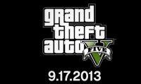 GTA 5: data d'uscita 17 settembre