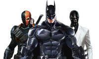Un rapido sguardo a Batman: Arkham Origins