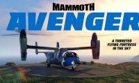 GTA Online: 60% di sconto sul Mammoth Avenger fino all'1 aprile da Warstock Cache & Carry
