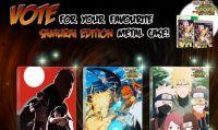 Vota la cover della Samurai Edition di Naruto Ultimate Ninja Storm Revolution