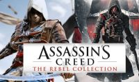 Ubisoft annuncia la Assassin's Creed: The Rebel Collection per Nintendo Switch