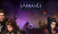 Arcane Chronicles: pronti per il lancio