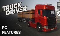Truck Driver è ora disponibile su Epic Games Store e Steam