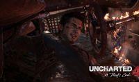 In giornata sarà rilasciato un nuovo trailer di Uncharted 4