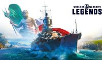 La marina militare italiana sbarca su World of Warships: Legends