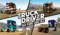 Truck Driver riceve un DLC gratuito a un anno di distanza dal rilascio per PlayStation 4 e Xbox One