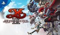 Ys IX: Monstrum Nox in arrivo su PlayStation 4 a febbraio 2021