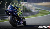 In sella con Valentino Rossi nel primo video gameplay di MotoGP18