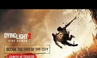 Dying Light 2 Stay Human: Dying 2 Know gamescom Edition Presenta il Parkour e il Combattimento
