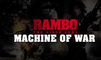 Rambo: The videogame - Machine Of War