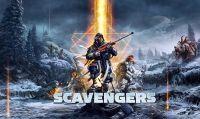 Scavengers sarà pubblicato all'inizio del 2021