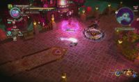 Nuove immagini e gameplay per The Witch and the Hundred Knight