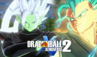 Dragon Ball Xenoverse 2 - Arrivano Fused Zamatsu e Vegito SS Blue