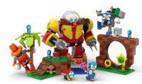 LEGO Ideas annuncia la realizzazione di un set supersonico progettato da una fan: Sonic Mania Green Hill Zone