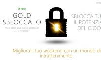 Nuovo Free Xbox Live Gold Weekend