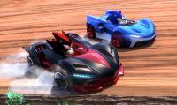SEGA annuncia tre nuovi personaggi giocabili per Team Sonic Racing