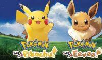 In arrivo una promozione per Pokémon Let's Go e Detective Pikachu