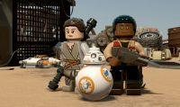 LEGO Star Wars: Il risveglio della Forza - Un trailer per la demo