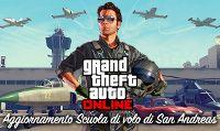 Aggiornamento scuola di Volo di San Andreas per GTA Online!