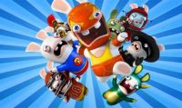 Trailer di lancio di Rabbids Rumble