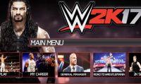 WWE 2K17 - Weekend gratuito su Xbox One per gli utenti Gold