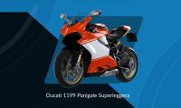 Ride - DUCATI 1199 Superleggera