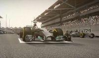 F1 2014: nuovo trailer sul circuito Yas Marina di Abu Dhabi