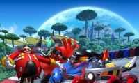 Il Team Eggman in arrivo in Team Sonic Racing