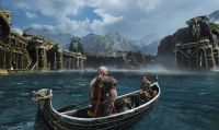 God of War - I colleghi dell'industria si complimentano con Santa Monica Studio
