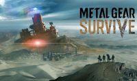 Al prossimo E3 sarà presente una demo di Metal Gear Survive