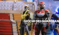Destiny 2 - Iniziano i Giochi dei Guardiani